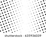 abstract halftone dotted... | Shutterstock .eps vector #635936039