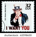 united states america   circa...   Shutterstock . vector #63598630