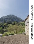 Small photo of By Allende in the peaks of europe, Asturias