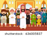 a vector illustration of... | Shutterstock .eps vector #636005837