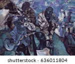 jazz club  jazz band  sale... | Shutterstock . vector #636011804