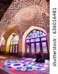 shiraz  iran   october 24 ... | Shutterstock . vector #636016481