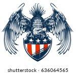 eagle and shield