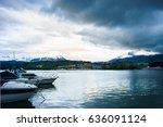 Lake Lucerne  Luzern  Harbour...
