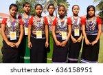19th november 2016  tata nagar  ... | Shutterstock . vector #636158951