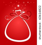 Christmas Bag  Background