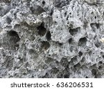 stone  | Shutterstock . vector #636206531