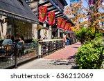 vancouver  june 30  2014 ... | Shutterstock . vector #636212069