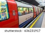 london   september 28  2013 ... | Shutterstock . vector #636231917