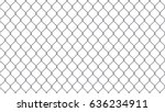 Vector Chain Link Fence....