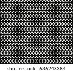 abstract geometric triangle...   Shutterstock .eps vector #636248384