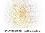 light multicolor vector modern... | Shutterstock .eps vector #636286319