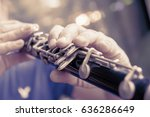 Musicians Playing Clarinet
