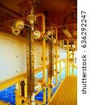 level transmiter. | Shutterstock . vector #636292247