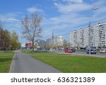 moscow  russia   may  2017 ... | Shutterstock . vector #636321389