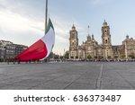 mexico  mexico city  8 february ... | Shutterstock . vector #636373487