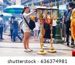 bangkok  thailand   april 29 ... | Shutterstock . vector #636374981