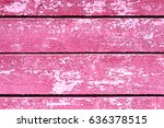 wooden texture with scratches...   Shutterstock . vector #636378515