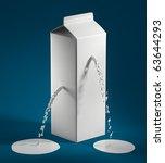 milk | Shutterstock . vector #63644293