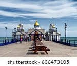 Eastbourne Pier  East Sussex ...