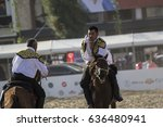 istanbul  turkey   august 27 ... | Shutterstock . vector #636480941