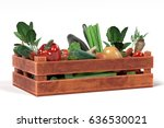 realistic 3d render of... | Shutterstock . vector #636530021