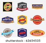 a variety of different... | Shutterstock .eps vector #63654535