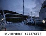 sognefjord  norway   october ... | Shutterstock . vector #636576587