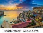 Il Mellieha  Malta   Sunset At...