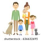 the good family | Shutterstock .eps vector #636632695