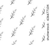 seamless background from...   Shutterstock .eps vector #636677104