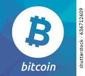 bitcoin crypto currency coin...