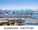 Long Beach Marina And Shipping...