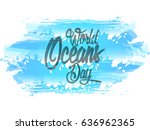 creative abstract  banner or... | Shutterstock .eps vector #636962365