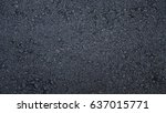surface rough and wet of... | Shutterstock . vector #637015771