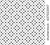 seamlessly repeatable pattern... | Shutterstock .eps vector #637022047