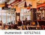 beirut  lebanon   november  16  ... | Shutterstock . vector #637127611