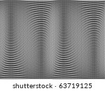 Seamless Wavy Pattern. Vector...