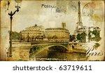 Paris Paris.. Vintage...