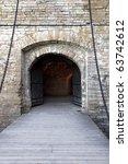 Medieval Smart Gate