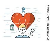 healthcare related icons image