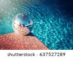 Party Rave Event Disco Ball...