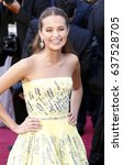 Small photo of Alicia Vikander at the 88th Annual Academy Awards held at the Hollywood & Highland Center in Hollywood, USA on February 28, 2016.