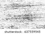 grunge black and white urban... | Shutterstock . vector #637559545