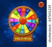 wheel of fortune for ui game...