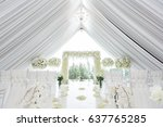 wedding | Shutterstock . vector #637765285