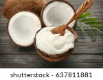 Composition With Coconut Oil In ...