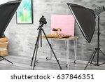 Photo Studio With Professional...