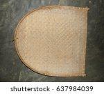kula  assamese traditional... | Shutterstock . vector #637984039