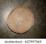 khorahi  assamese traditional... | Shutterstock . vector #637997569